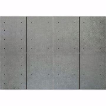 Picture of Modern Concrete Wall Non Woven Wall Mural