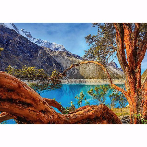 Picture of Paron Lagoon Peru Non Woven Wall Mural