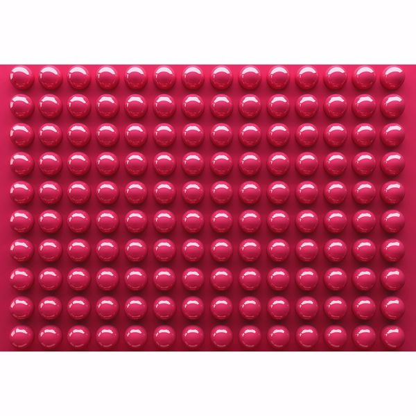 Picture of Pink Bubbles Non Woven Wall Mural