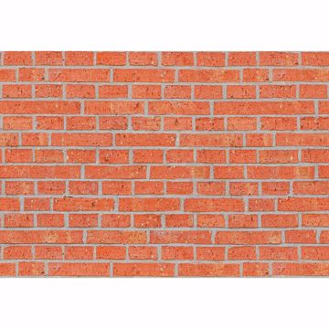 Picture of Clean Brick Wall Non Woven Wall Mural