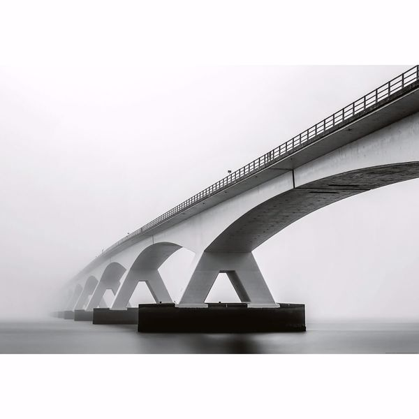 Picture of Bridge Architecture Wall Mural