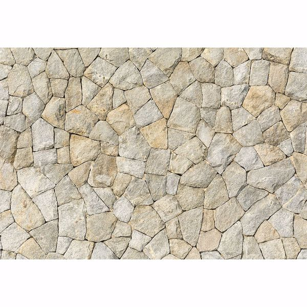 Picture of Natural Stone Wall Wall Mural