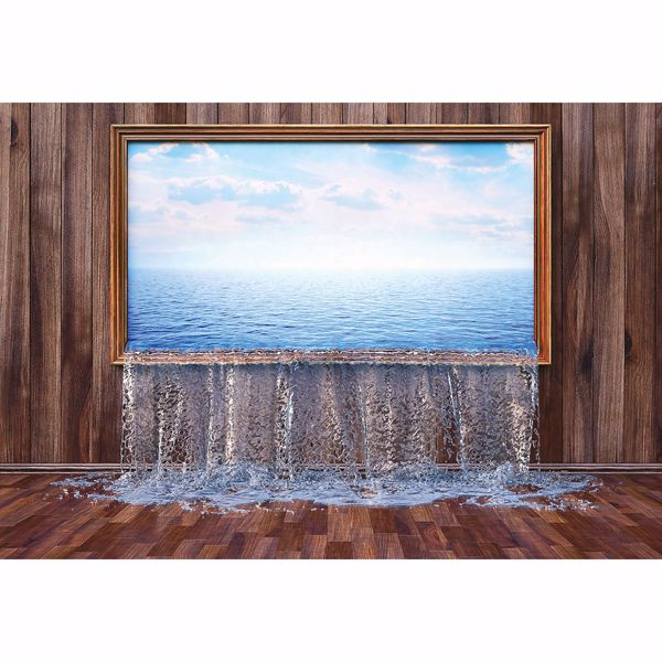 Picture of Flooded Room Wall Mural