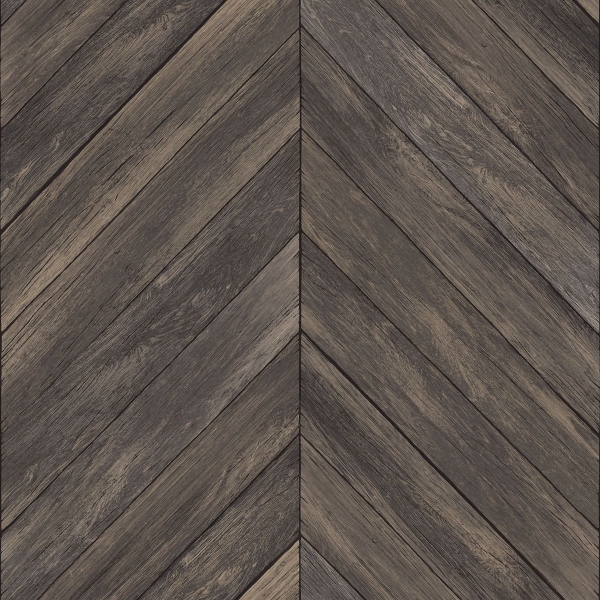 Picture of Wildwood Walnut Peel and Stick Wallpaper