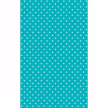 Picture of Blue Polka Dot Adhesive Film
