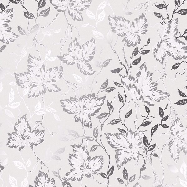 Picture of Greta Eggshell Trail Wallpaper