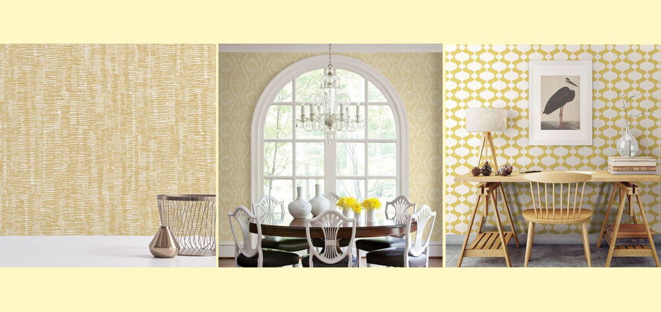 Hello Yellow: Wallpapers Inspired by Fashion for August's COTM