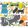 Picture of Dog Park Wall Art Kit