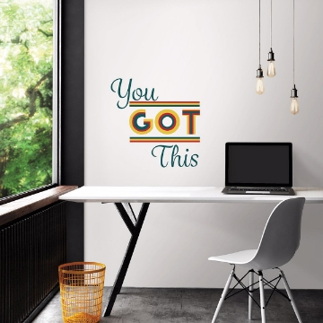 Picture of You Got This Wall Quote Decals