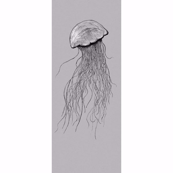 Picture of Jellyfish Wall Mural