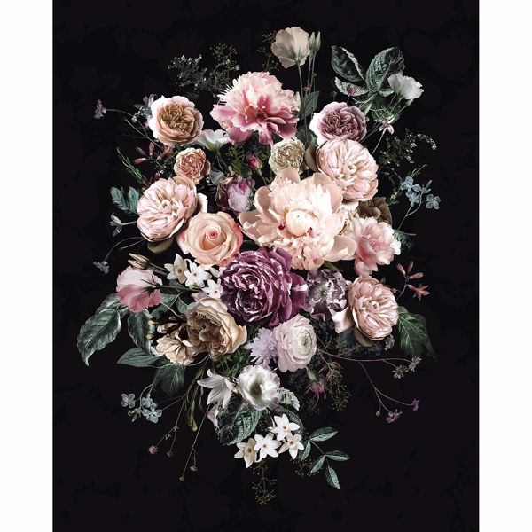 Picture of Blooming Florals Wall Mural