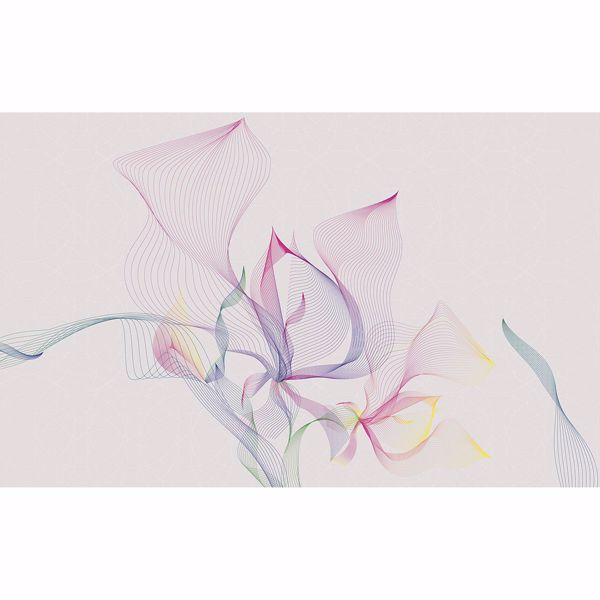 Picture of Spring Leaves Wall Mural