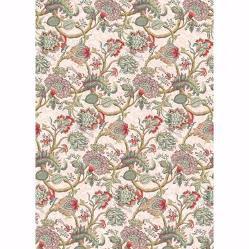 Picture of Cream Botanical Wall Mural