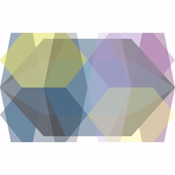 Picture of Gem Stone Multicolor Wall Mural