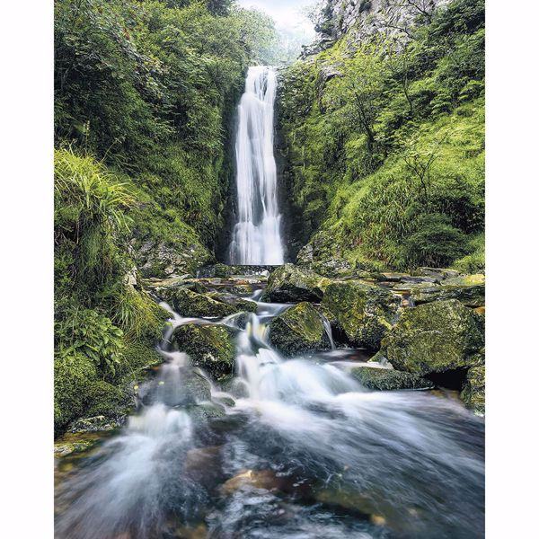 Picture of Glenevin Falls Wall Mural