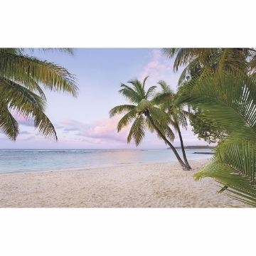 Picture of Paradise Morning Wall Mural