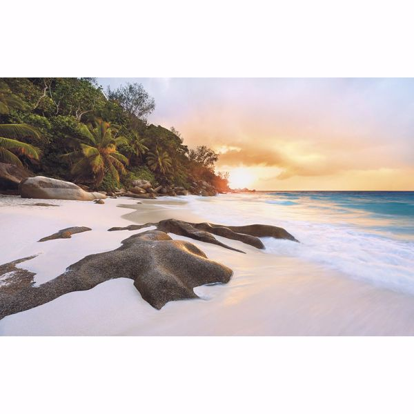 Picture of Beach Shore Wall Mural