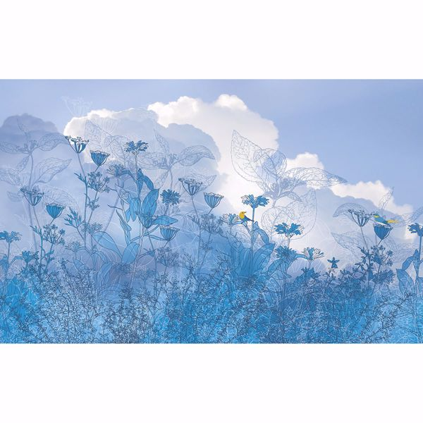 Picture of Blue Sky Wall Mural