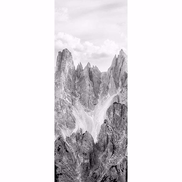 Picture of Grey Mist Peak Wall Mural