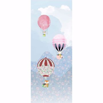 Picture of Happy Balloon Wall Mural