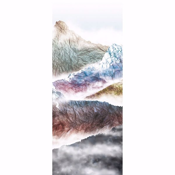 Picture of Olympic Mountains Wall Mural