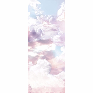 Picture of Pastel Clouds Wall Mural