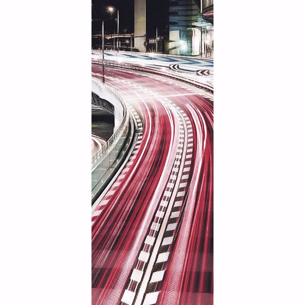 Picture of Pink Highway Wall Mural