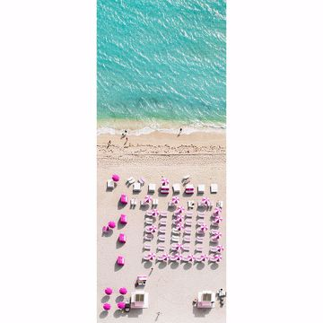 Picture of Pink Umbrella Wall Mural