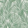 Picture of Fifi Green Palm Frond Wallpaper