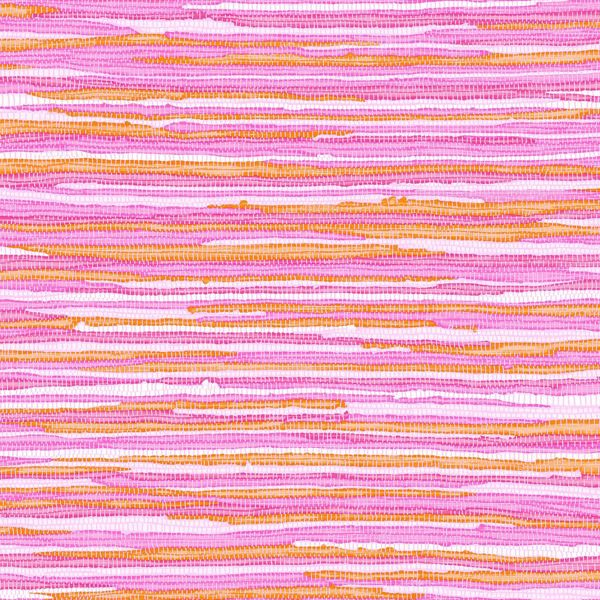 Picture of Cabana Pink Faux Grasscloth Wallpaper