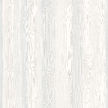 Picture of Cady Ivory Wood Panel Wallpaper