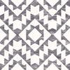 Picture of Fantine Black Geometric Wallpaper