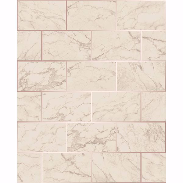 M1510 Mirren Beige Marble Subway Tile