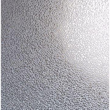 Picture of Harrington Silver Mirror Texture Wallpaper