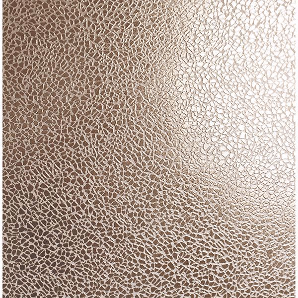 Picture of Harrington Rose Gold Mirror Texture Wallpaper