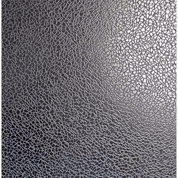 Picture of Harrington Grey Mirror Texture Wallpaper