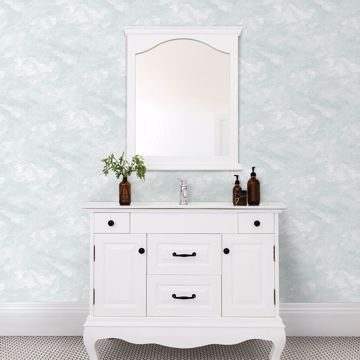 Picture of Bode Light Blue Cloud Wallpaper