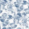 Picture of Frolic Blue Lagoon Wallpaper