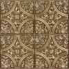 Picture of Chelsea Bronze Faux Metallic Tiles Peel and Stick Tiles