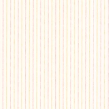 Picture of Liza Orange Stripe Wallpaper