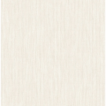 Picture of Chiniile Off-White Linen Texture Wallpaper