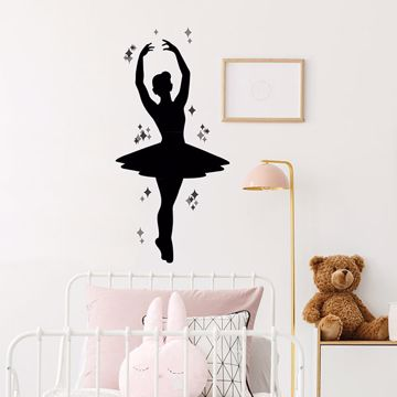 Picture of En Pointe Wall Art Kit