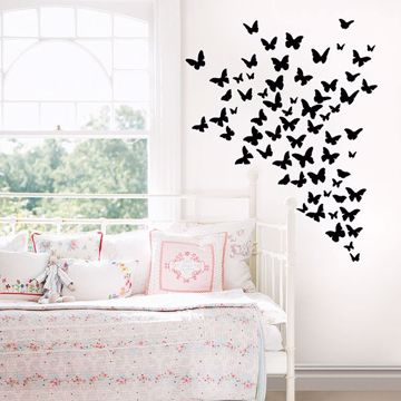 Picture of Kaleidoscope of Butterflies Wall Art Kit