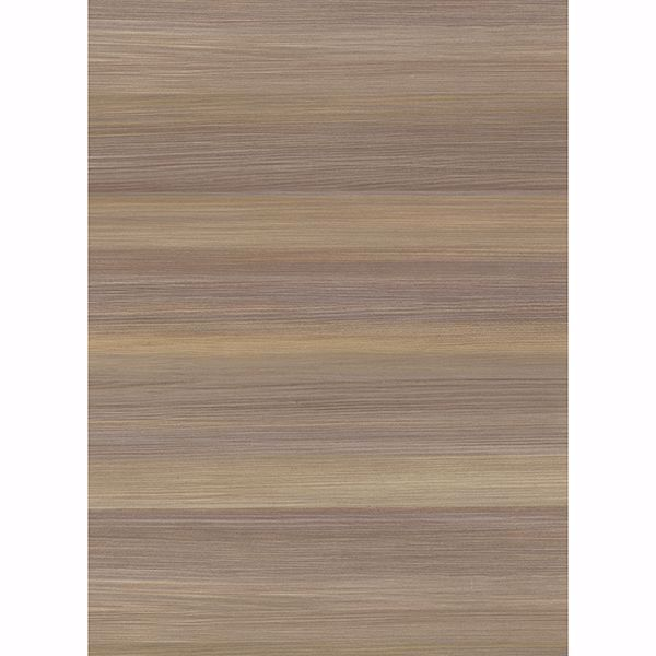 Picture of Fairfield Chestnut Stripe Texture Wallpaper