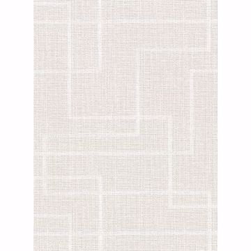 Picture of Clarendon Grey Faux Grasscloth Wallpaper