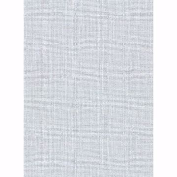 Picture of Claremont Sky Blue Faux Grasscloth Wallpaper