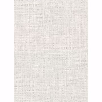 Picture of Montgomery Off-White Faux Grasscloth Wallpaper