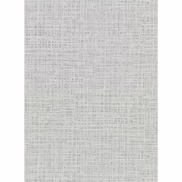 Picture of Montgomery Grey Faux Grasscloth Wallpaper