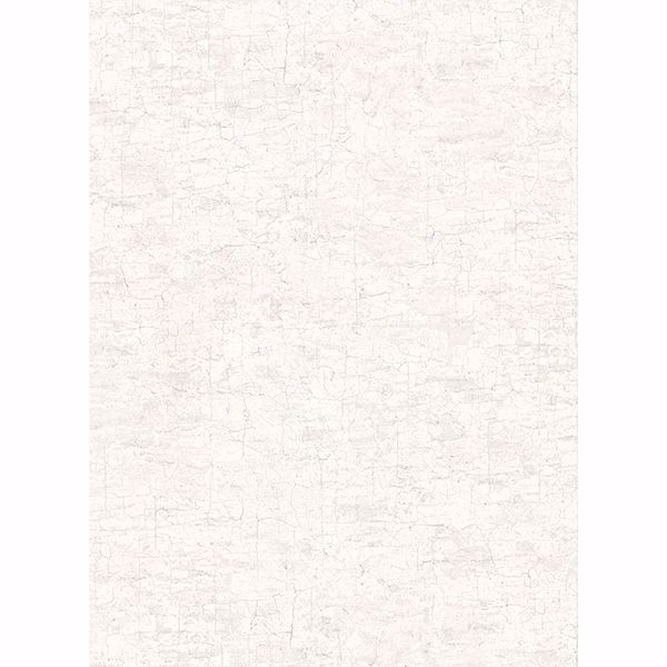 Picture of Pembroke White Faux Plaster Wallpaper