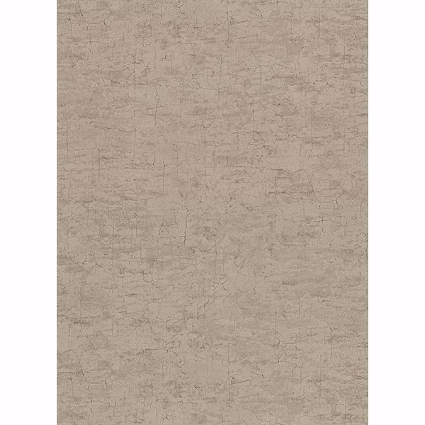 Picture of Pembroke Brown Faux Plaster Wallpaper